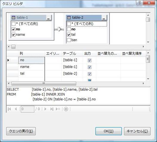 「tbl1のidが1のレコードのtextの値を「abcdefg」、tbl2のidが1のレコードのtext_1の値を「更新した値」で更新する」  というのがこのUPDATE文の命令となります。