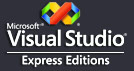 Visual Studio Express のロゴ